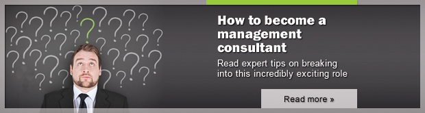 Image: How to become a management consultant