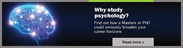Photo: Why study psychology?