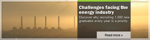 Image: Challenges facing the energy industry