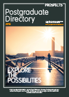 Cover image: Prospects Postgraduate Directory