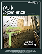 Focus on Work Experience