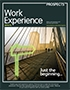 Cover: Work experience digital magazine