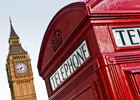 Photo: Big Ben and traditional telephone box