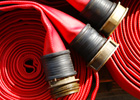 Photo: Fire hose