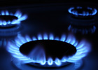 Photo: Gas stove