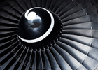 Photo: Jet engine