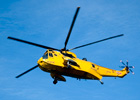 Photo: RNLI rescue helicopter