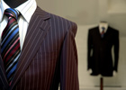 Photo: Business suit on a mannequin