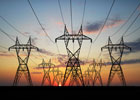 Photo: Electricity pylons